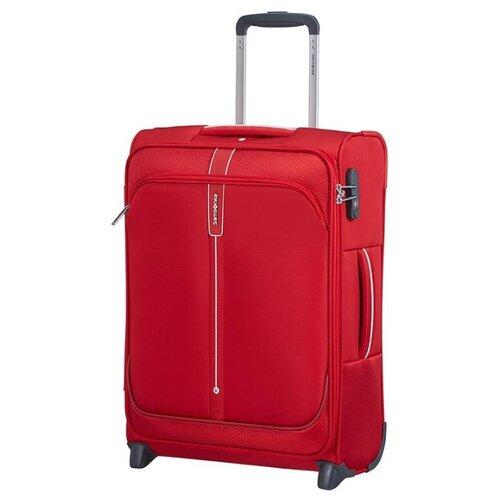 Чемодан Samsonite Popsoda S 41 л, Красный/Red чемодан samsonite s cure s 34 л