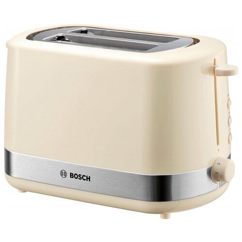 Тостер Bosch TAT7407, бежевый