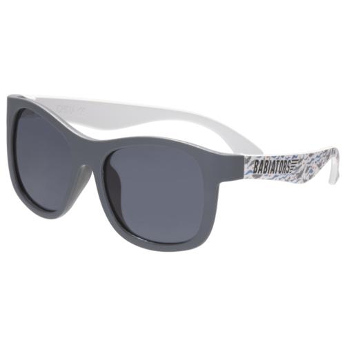 Солнцезащитные очки Babiators Printed Navigator Classic (3-5) солнцезащитные очки babiators blue series polarized navigator classic 3 5