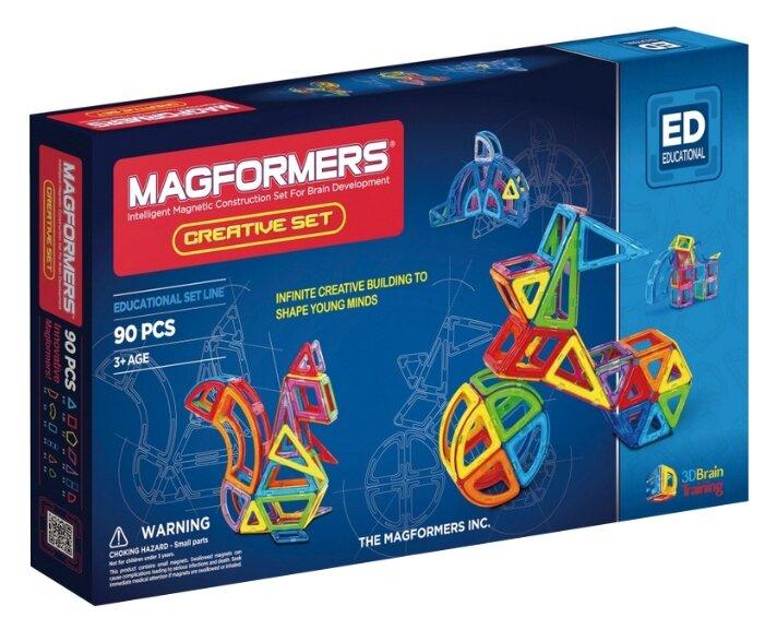 Магнитный конструктор Magformers Creator 703004 (63118) Creative 90