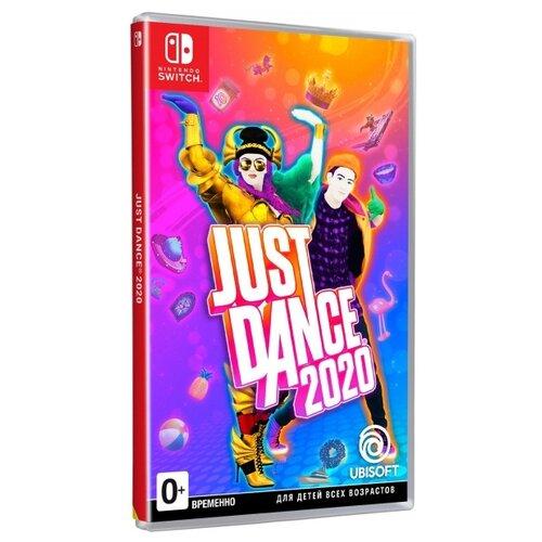 Игра для Nintendo Switch Just Dance 2020