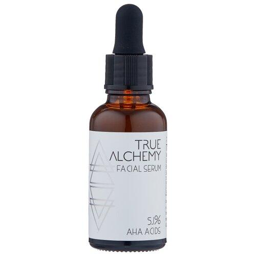 True Alchemy Facial Serum AHA Acids 5,1% Сыворотка для лица, 30 мл недорого