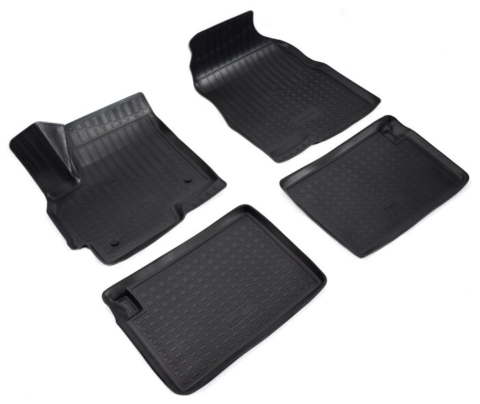 Комплект ковриков NorPlast NPA10-C11-705 4 шт.