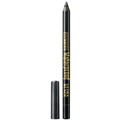 Bourjois Водостойкий карандаш для глаз Contour Clubbing Waterproof, оттенок 54 Ultra black
