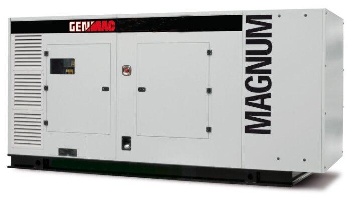 Дизельный генератор GENMAC Magnum G500IS (400000 Вт)
