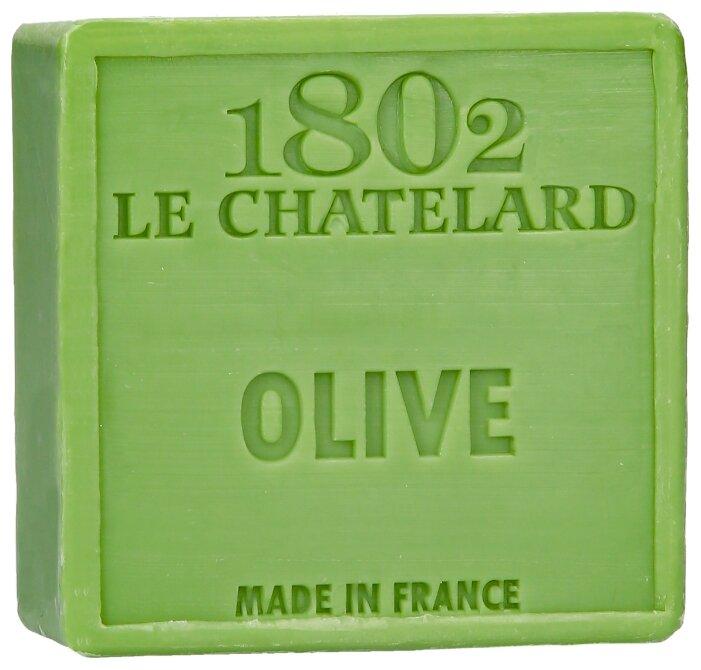 Мыло кусковое Le Chatelard 1802 Олива