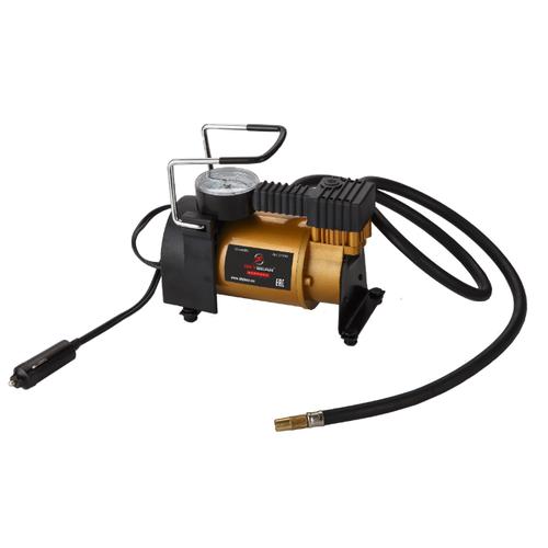 Автомобильный компрессор Skybear 211010 оранжевый/черный