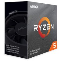 Amd Ryzen R5-3600 Am4 65W, 3.6 Ghz Oem 100-000000031