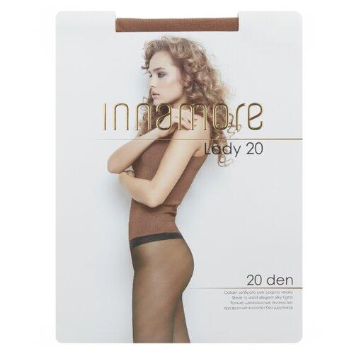 Колготки Innamore Lady 20 den, размер 3-M, daino (бежевый) колготки innamore lady 8 den размер 4 l daino бежевый
