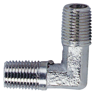 Переходник Fubag 180291 B резьбовое соединение 3/8M, резьбовое соединение 3/8M