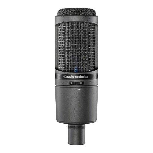 Микрофон Audio-Technica AT2020USBi, черный