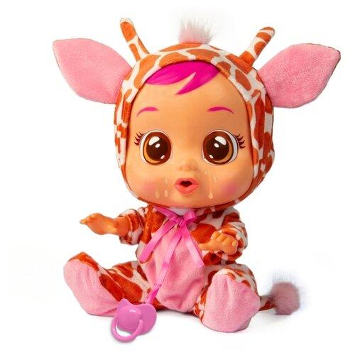 Купить Пупс IMC toys Cry Babies Плачущий младенец Gigi, 31 см, 90194, Куклы и пупсы