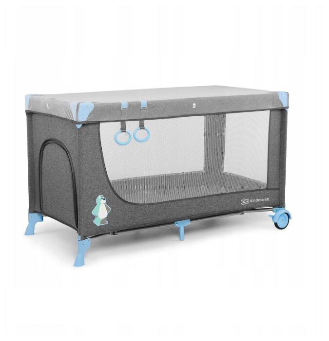 Манеж-кровать Kinderkraft Joy Basic