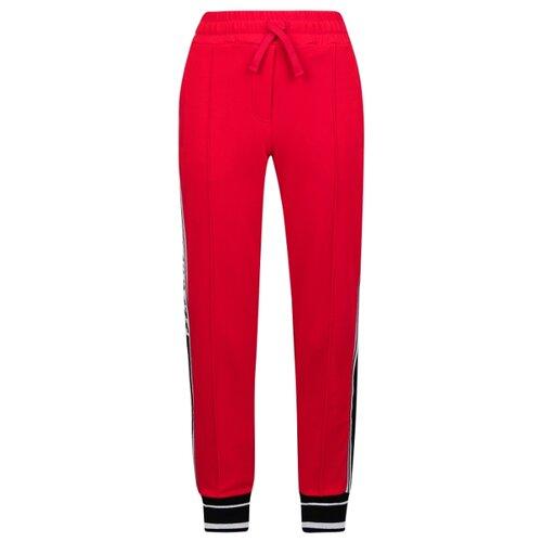 Купить Брюки DOLCE & GABBANA L5JP4FG7RXG размер 92, красный, Брюки и шорты