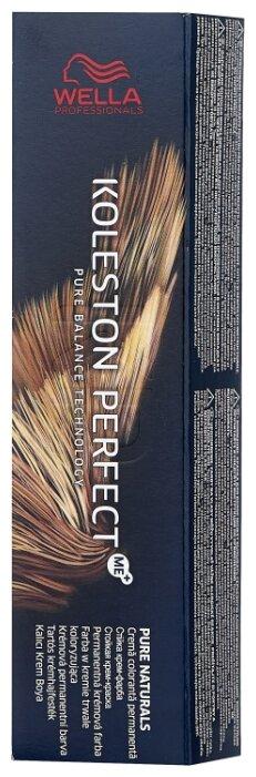 Купить Wella Professionals Koleston Perfect Me+ Pure Naturals Краска для волос, 8/03 янтарь, 60 мл по низкой цене с доставкой из Яндекс.Маркета