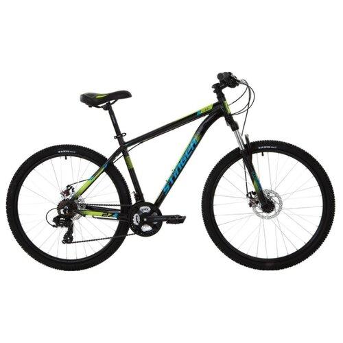 Горный (MTB) велосипед Stinger Element Evo 27.5 TY300 (2020) черный 18 (требует финальной сборки)