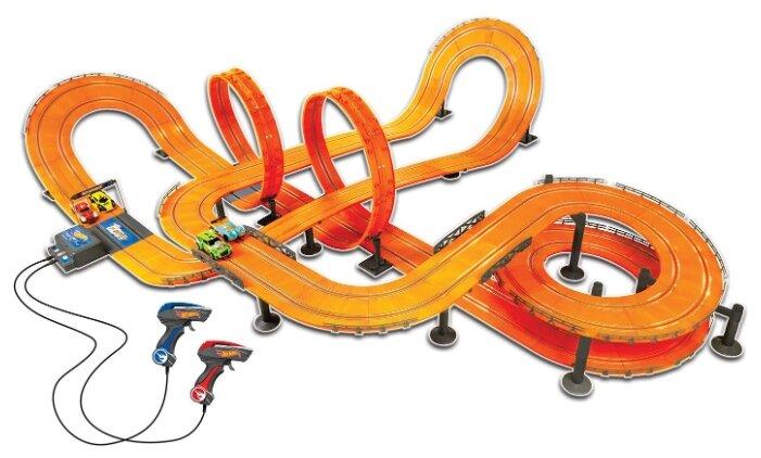 Трек Hot Wheels Kidztech 83139 — купить по выгодной цене на Яндекс.Маркете
