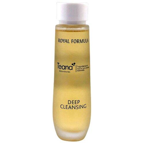 Teana гидрофильное масло для снятия макияжа Deep Cleansing, 100 мл engrained engrained deep rooted