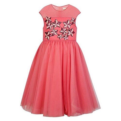 Платье Elisabetta Franchi размер 116, розовый