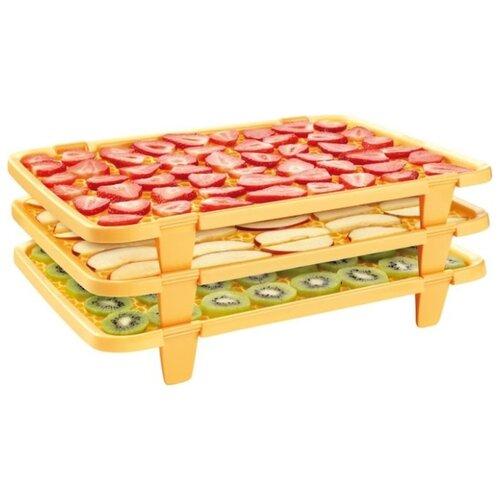 Решетки для сушки фруктов Tescoma DELLA CASA 895360, 3 шт. желтый