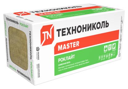 Каменная вата Технониколь Роклайт 1200x600х50мм 8 шт