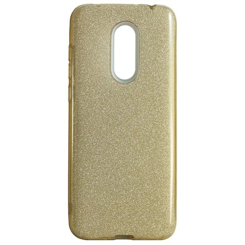 Чехол Akami Shine для Xiaomi Redmi 5 Plus золотой