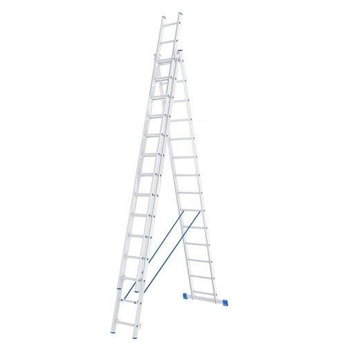 Лестница трансформер 3-секционная Сибртех 97824