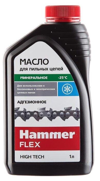 Масло для смазки цепи Hammerflex 501-006 1 л