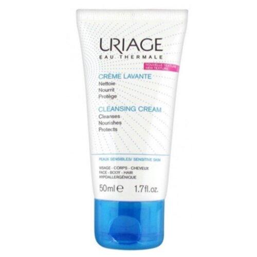 Uriage крем очищающий пенящийся Creme Lavante, 50 мл