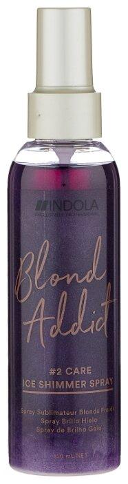 Спрей Indola Blond Addict Ice Shimmer