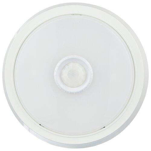 Светодиодный светильник In Home СПБ-2Д-КРУГ (14Вт 4000К 1100Лм), D: 21 см светильник llt спб 2д 14вт 230в 4000к 1100лм 250мм с датчиком белый ip40