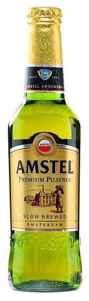 Пиво светлое Amstel Premium Pilsener 0.5 л