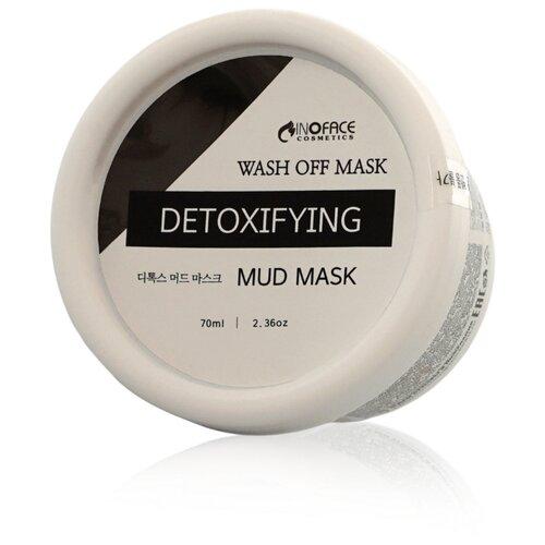 Inoface Очищающая грязевая маска, 70 мл pixi glow mud маска очищающая грязевая glow mud маска очищающая грязевая