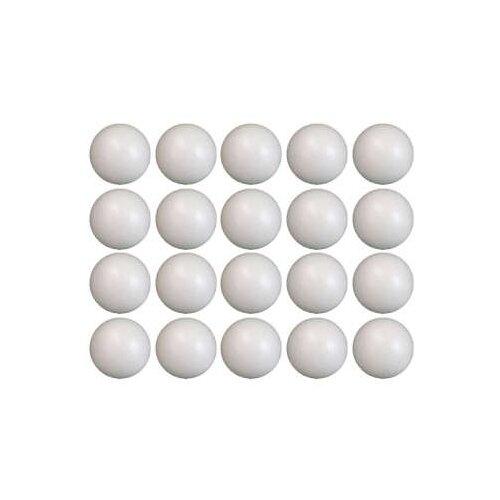 Niki Шар из пенопласта Ø3 см / гладкий (набор 20шт)