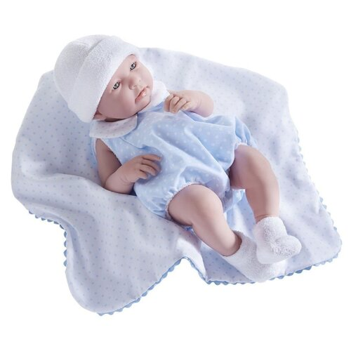 Купить Кукла JC Toys BERENGUER La Newborn, 43 см, JC18108, Куклы и пупсы