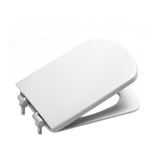 Фото - Крышка-сиденье для унитаза Roca Dama Senso ZRU9302820 дюропласт с микролифтом белый крышка сиденье для унитаза roca dama senso zru9302820 дюропласт с микролифтом белый