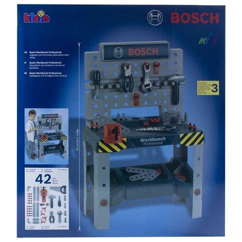 Купить Klein Верстак Bosch 08293K, Детские наборы инструментов