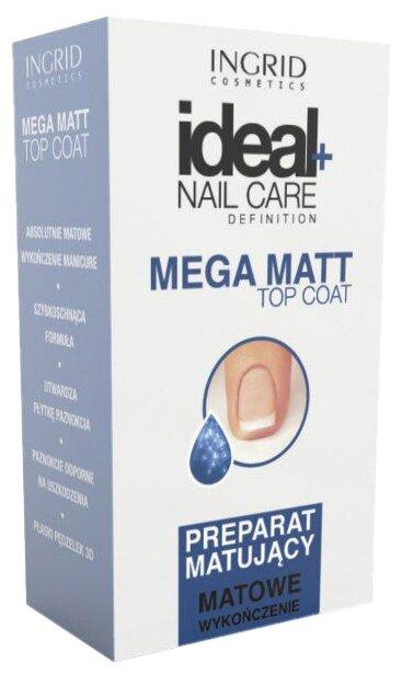 Верхнее покрытие Ingrid Cosmetics Mega Matt Top Coat 7 мл