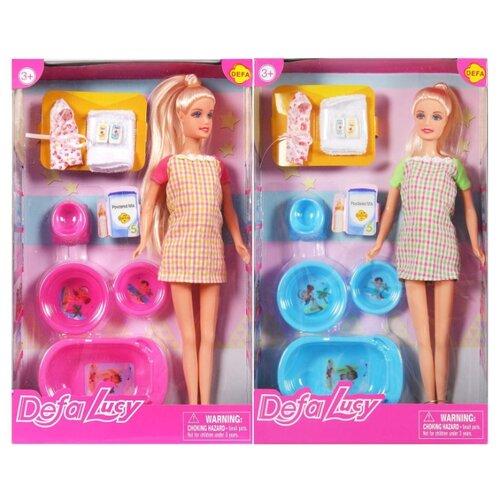 Купить Кукла Defa Lucy Будущая мама, 29 см, 8350, Куклы и пупсы