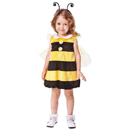 Костюм Батик Пчелка Жужа (942 к19), желтый/черный, размер 104, Карнавальные костюмы  - купить со скидкой