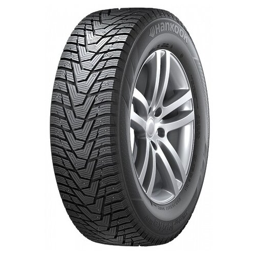 Фото - Автомобильная шина Hankook Tire Winter i*Pike X W429A 265/60 R18 114T зимняя шипованная 18 265 60 114 190 км/ч 1180 кг T (до 190 км/ч) T автомобильная шина hankook tire winter i cept iz 2 w616 195 60 r16 93t зимняя