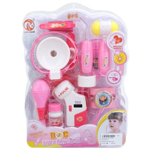 Набор доктора Наша игрушка RX-609B игрушка