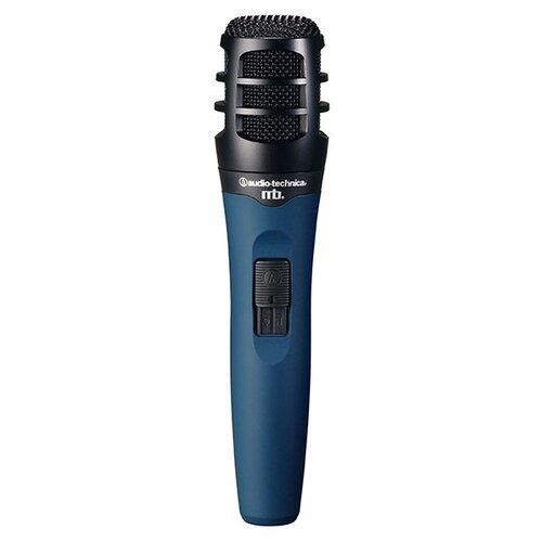 Микрофон Audio-Technica MB2k, черный/синий