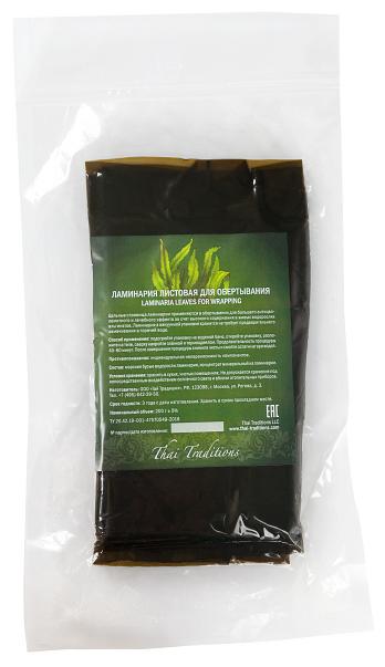 Thai Traditions водоросли Ламинария в вакуумной упаковке