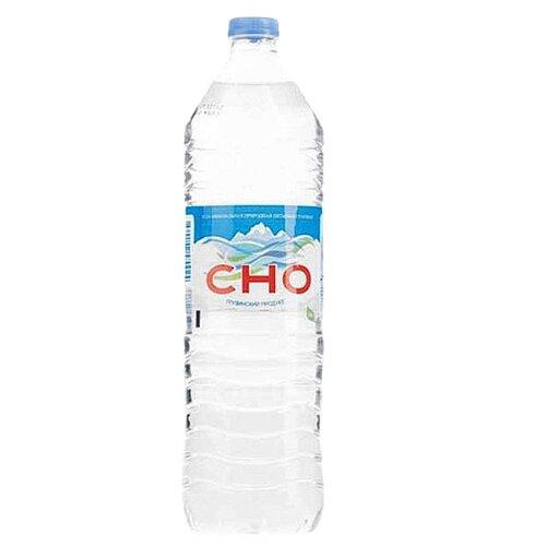 Вода минеральная Cho негазированная, пластик, 1.5 л минеральная вода от изжоги при беременности