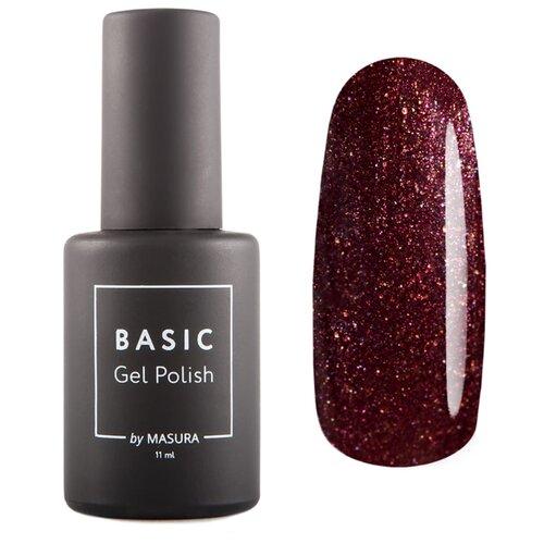 Купить Гель-лак для ногтей Masura Basic, 11 мл, Ар-Деко