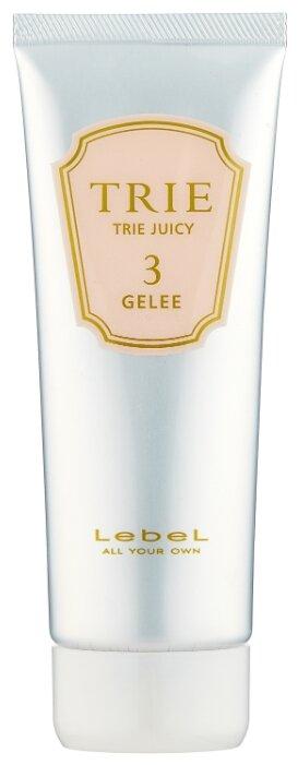 Lebel Cosmetics Trie гель блеск для укладки