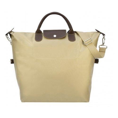 Дорожная сумка Antan 2-313 Ручная кладь ПОБЕДА бежевый