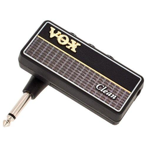 Фото - VOX усилитель для наушников amPlug 2 Clean гитарный усилитель vox amplug cabinet amplug ac30