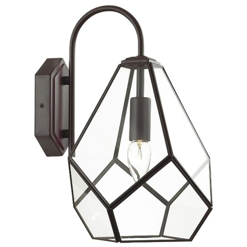 Настенный светильник Favourite Eislager 1915-1W, 40 Вт бра favourite eislager white 1916 1w